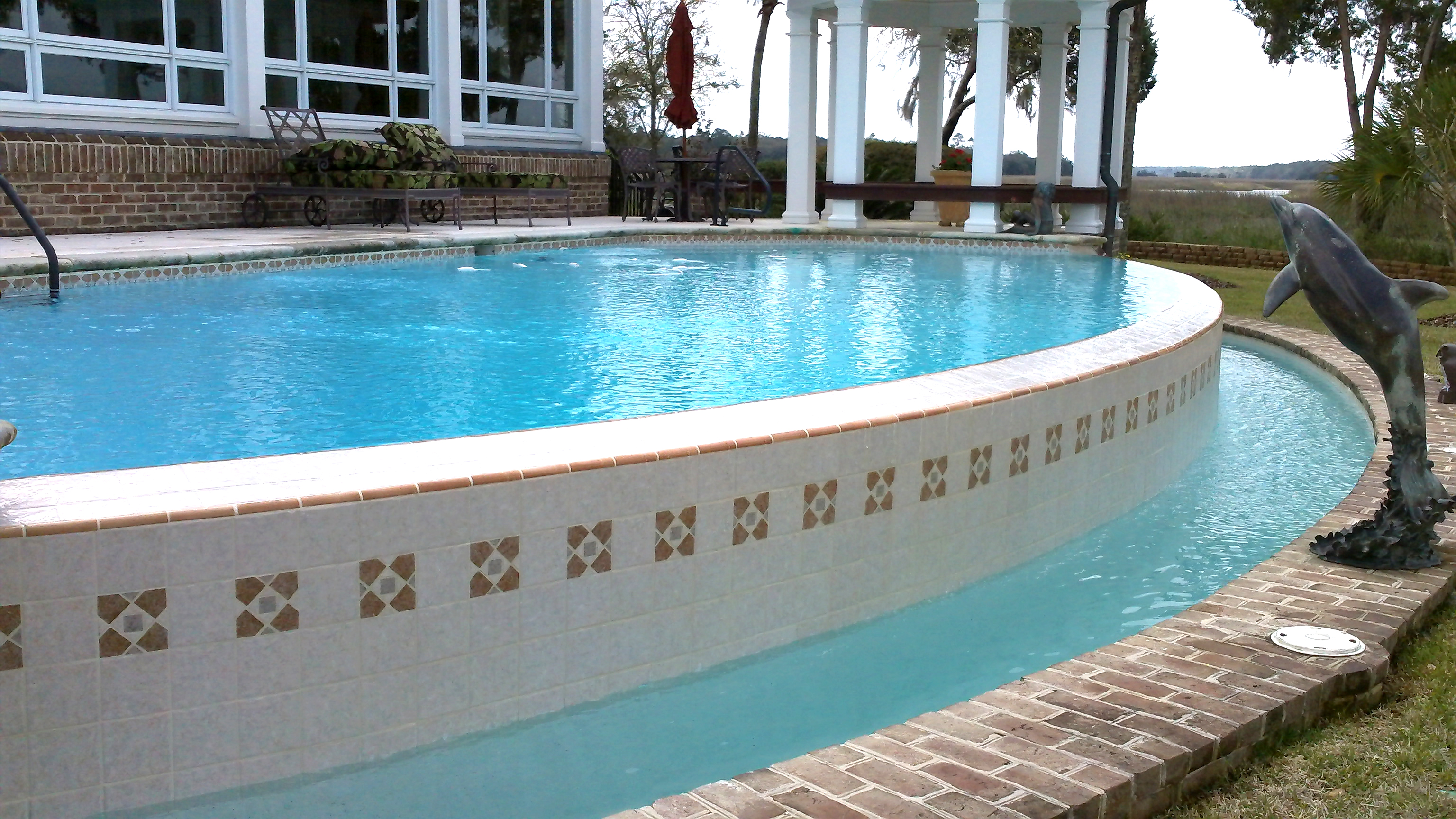 Types of pools we clean ejpoolservices for Types of swimming pool